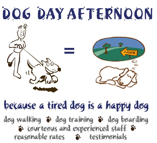 Dog Day Afternoon Chicago offers dog walking services to Chicago, specifically Wicker Park, Bucktown, Ukranian Village, River West, and Lincoln Park.